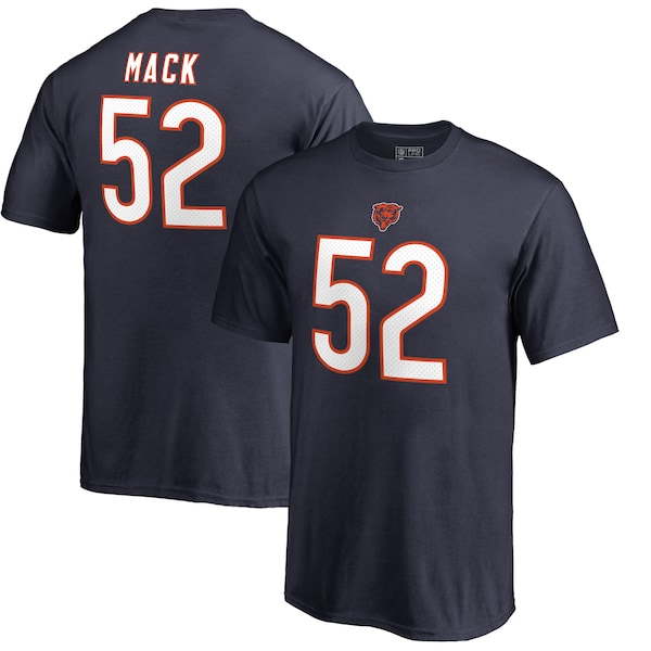 Youth Chicago Bears Khalil Mack NFL Pro Line by  nhl mighty ducks jersey